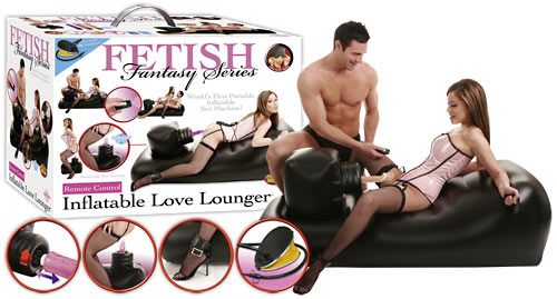 Fetish Fantasy Love Lounger Sillón Hinchable